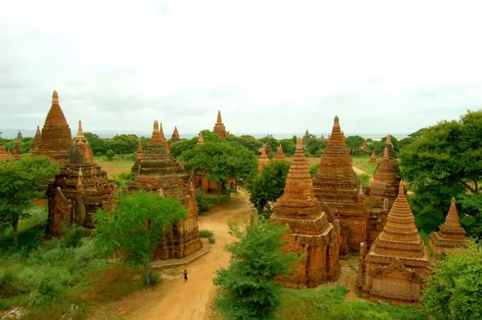 Bagan Must-Visit Places in Myanmar