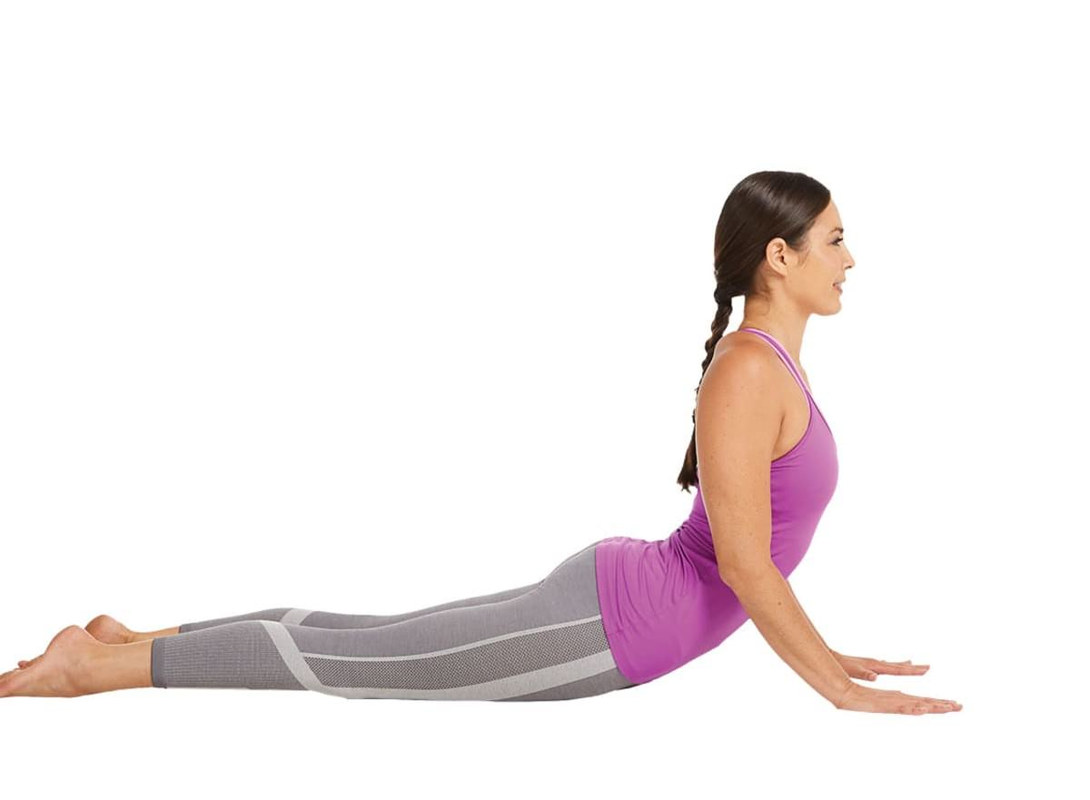 Cobra Yoga Poses for Healthy Mind and Body