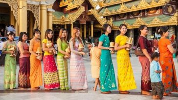 Top 10 Must Buys in Myanmar