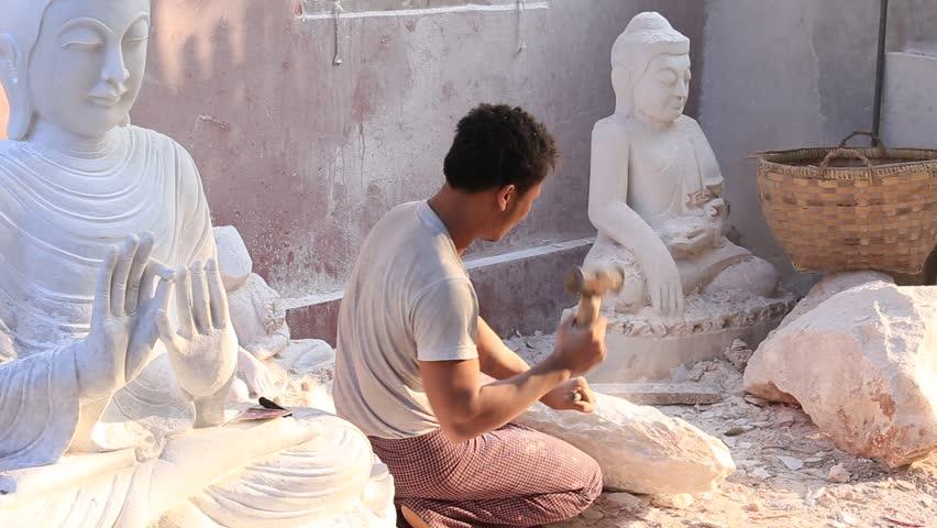 Marble Carvings
