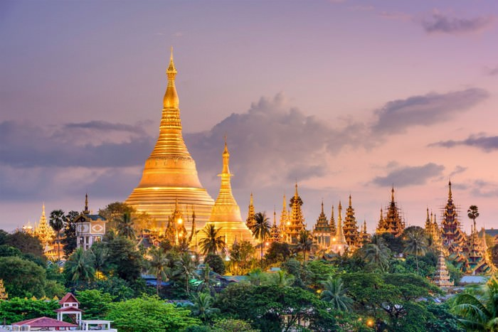 Yangon Must-Visit Places in Myanmar