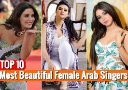 Most Beautiful Female Arab Singers