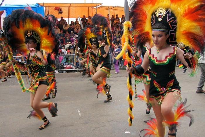 10 best carnivals Carnaval de Oruro