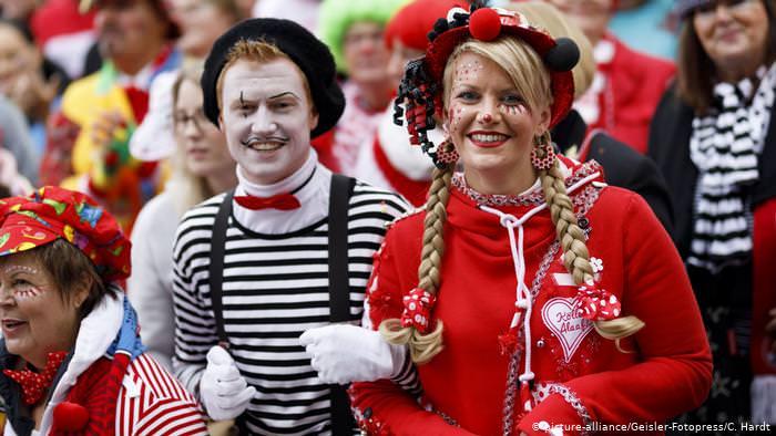 Cologne Carnival Germany