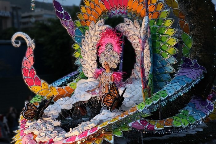 Santa Cruz de Tenerife Carnival, Spain