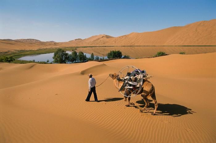 Gobi Desert Beautiful Places in Mongolia