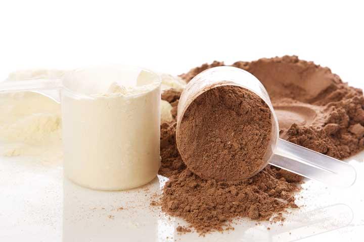Health Benefits of Protein Powder