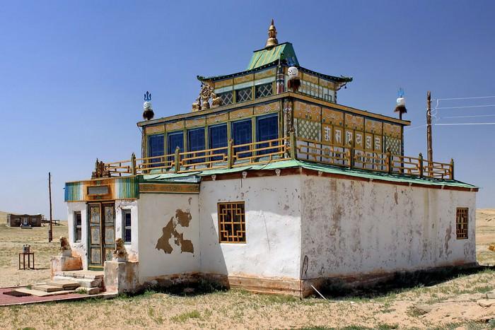 Khamrin Monastery, Dundgovi Province