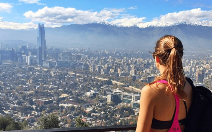 Santiago Places You Should Visit in South America