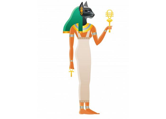 goddess Bastet