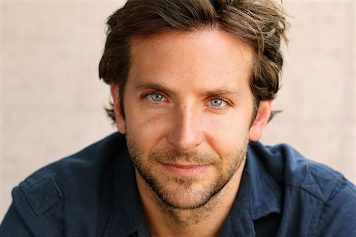Handsome Man Bradley Cooper