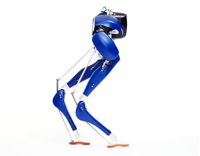 Cassie a dynamic bipedal robot
