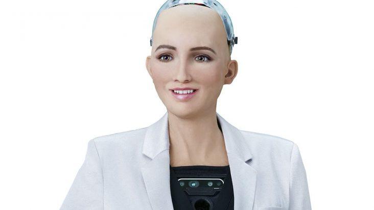 Sophia-Top 10 Most Advanced Robots