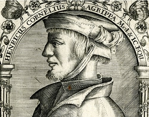 Heinrich Cornelius Agrippa people who sold their soul to Satan
