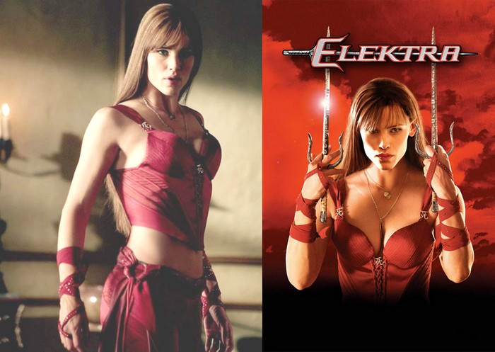 Jennifer Garner Elektra