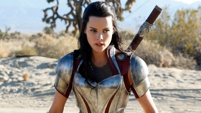 Lady SIF Hottest Women in the MCU