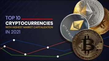 cryptocurrencies with the highest market capitalization